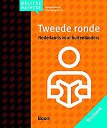 Tweede ronde: Tekstboek + online nederlands voor buitenlanders, Blom, Alied, Paperback