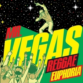 REGGAE EUPHORIA MR. VEGAS, CD