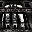 CRAWLING OUT OF THE CRYPT LTD.TRANSPARENT PURPLE VINYL