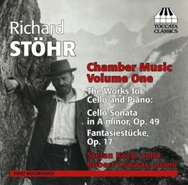 CHAMBER MUSIC VOL.1 STEFAN KOCH/ROBERT CONWAY R. STOHR, CD