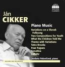 PIANO MUSIC JORDANA PALOVICOVA