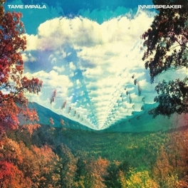 INNERSPEAKER TAME IMPALA, CD