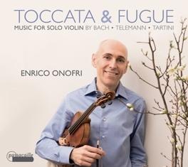 TOCCATA & FUGUE ENRICO ONOFRI, CD