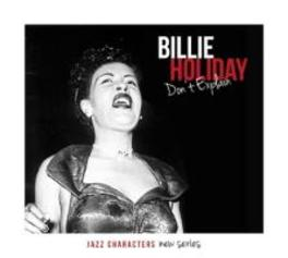 DON'T EXPLAIN BILLIE HOLIDAY, CD