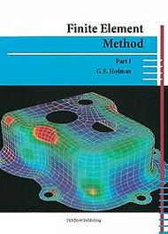 Finite element method: Part 1 Hofman, G.E., Paperback