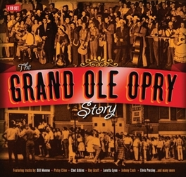 GRAND OLE OPRY STORY V/A, CD