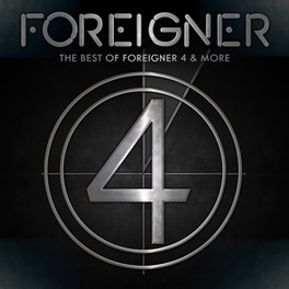BEST OF 4 AND MORE FOREIGNER, CD