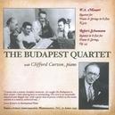 BUDAPEST QUARTET PLAY.. .. MOZART//CURZON, CLIFFORD/THE BUDAPEST QUART