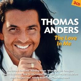 LOVE IN ME THOMAS ANDERS, CD