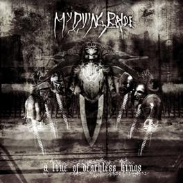 A LINE OF DEATHLESS KINGS 2006 OPUS OF SORROWFUL GOTHIC DOOM METAL MY DYING BRIDE, LP