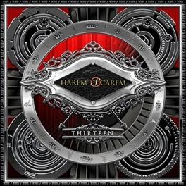 THIRTEEN HAREM SCAREM, CD
