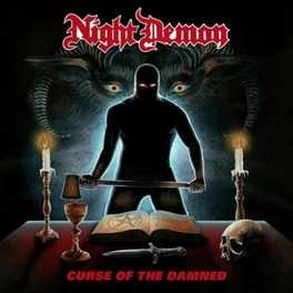 CURSE OF THE DAMNED NIGHT DEMON, CD