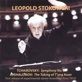 SYMPHONY NO. 5/TAKING.. .. OF T UNG//STOKOWSKI, L.//KUBELIK, RAFAEL/MERCURY ORC Audio CD, AVSHALOMOV/TCHAIKOVSKY/SM, CD