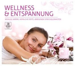 WELLNESS & ENTSPANNUNG V/A, CD