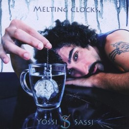 MELTING CLOCKS YOSSI SASSI, CD