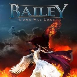 LONG WAY DOWN BAILEY, CD
