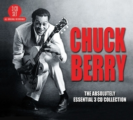 ABSOLUTELY ESSENTIAL 3.. .. CD COLLECTION CHUCK BERRY, CD
