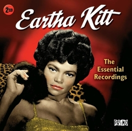 ESSENTIAL RECORDINGS EARTHA KITT, CD