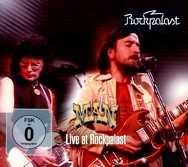 LIVE AT.. -CD+DVD- .. ROCKPALAST 1975 MAN, CD
