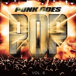 PUNK GOES POP 6 INCL.BONUS-SAMPLER V/A, CD