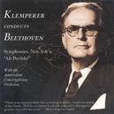 SYMPHONIES, NOS. 8 & 9 .. .. AH PERFIDO//KLEMPERER, O.//AMSTERDAM CONCERTGEBOUW O