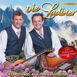 ALPENROSEN AUS DEN.. .. DOLOMITEN DIE LADINER, CD
