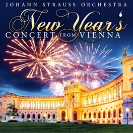 NEW YEAR'S CONCERT FROM.. .. VIENNA JOHANN STRAUSS ORCHESTRA, CD