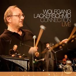 LIVE WOLFGANG LACKERSCHMID, CD