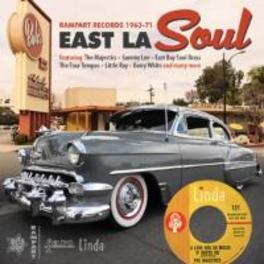 EAST LA SOUL FT. BARRY WHITE/LITTLE RAY/SAMMY LEE/A.O. V/A, CD