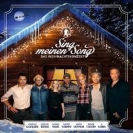SING MEINEN SONG-DAS WEIH WEIHNACHTSKONZERT/SARAH CONNOR/SANDRA NAISC/ROGER CICER V/A, CD