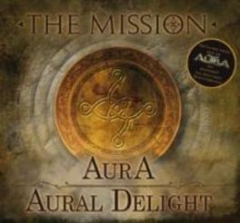 AURA/AURAL DELIGHT MISSION, CD