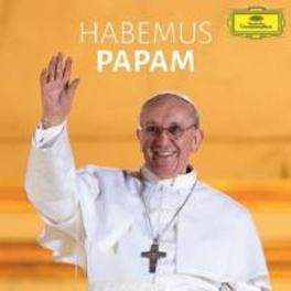 HABEMUS PAPAM POPE FRANCESCO I Bach, CD