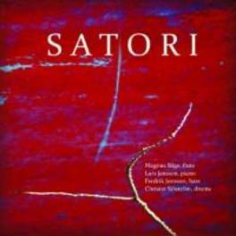 SATORI BAGE/JANSSON/JONSSON/SJOESTROEM V/A, CD