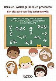 Breuken, kommagetallen en procenten een didactiek voor het basisonderwijs, Palmaerts, Ann, Paperback