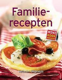 Familierecepten Mini kookboekjes, Naumann & Göbel, Hardcover