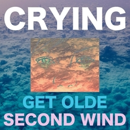 GET OLDE/SECOND WIND COLORED VINYL CRYING, LP