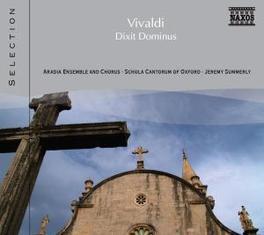 DIXIT DOMINUS ARADIA ENSEMBLE A. VIVALDI, CD