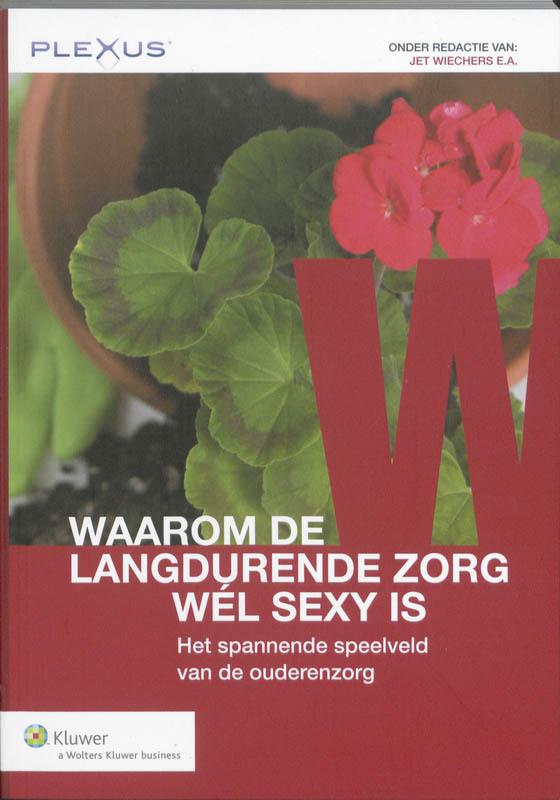 Waarom de langdurende zorg wél sexy is het spannende speelveld van de ouderenzorg, Wiechers, Jet, Paperback