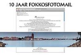 10 jaar Fokkosfotomail Fokko van der Straaten, Paperback