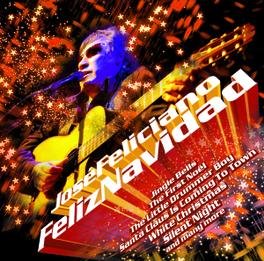 FELIZ NAVIDAD Audio CD, JOSE FELICIANO, CD