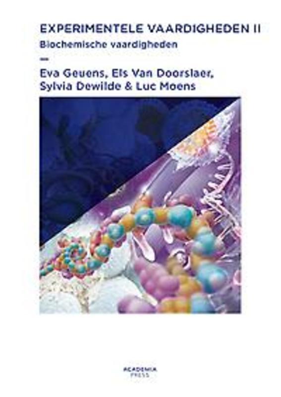 Experimentele vaardigheden Biochemische vaardigheden, Moens, Luc, Paperback