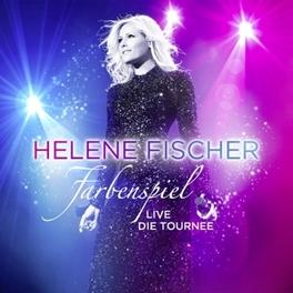 FARBENSPIEL -DIE.. -LIVE- .. TOURNEE // LIVE IN HAMBURG 2014 Helene Fischer, CD