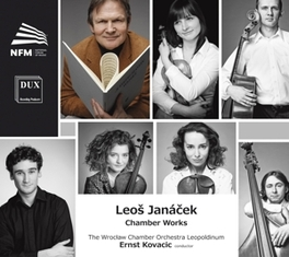 CHAMBER WORKS WROCLAW CHAMBER ORCHESTRA LEOPOLDINUM L. JANACEK, CD