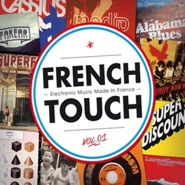 FRENCH TOUCH VOL.1 V/A, CD