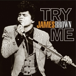 TRY ME BEST OF / 180GR. JAMES BROWN, Vinyl LP
