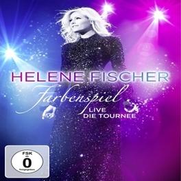 FARBENSPIEL.. -CD+DVD- .. -DIE TOURNEE // DELUXE EDITION - LIVE Helene Fischer, CD