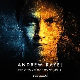 FIND YOUR HARMONY 2015 ANDREW RAYEL, CD