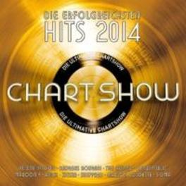 DIE ULTIMATIVE.. .. CHARTSHOW HITS 2014 V/A, CD