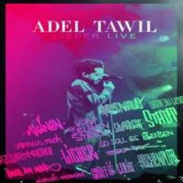 LIEDER -LIVE/CD+BLRY- ADEL TAWIL, CD