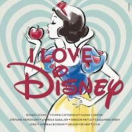 I LOVE DISNEY V/A, CD